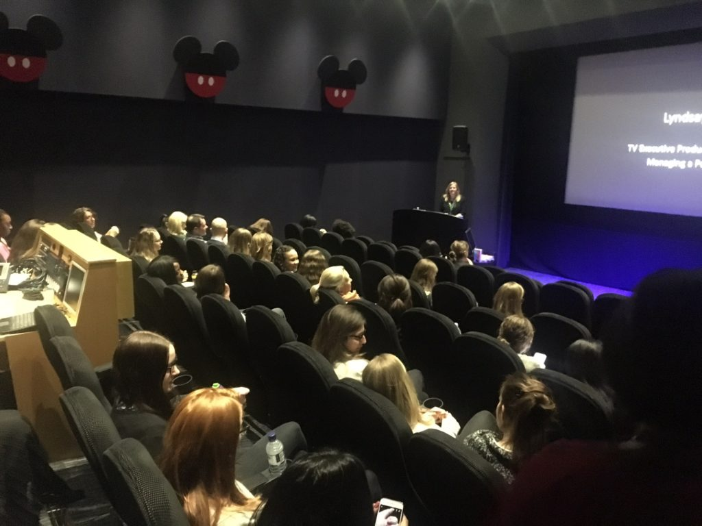 Disney's Inspirational Women Talk with Lyndsay Duthie